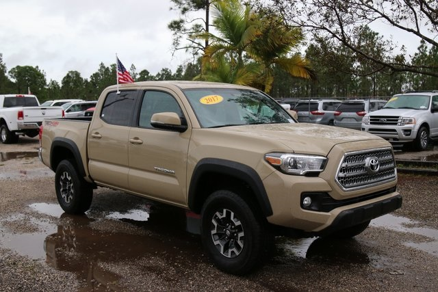Certified Pre Owned 2017 Toyota Tacoma Trd Offroad