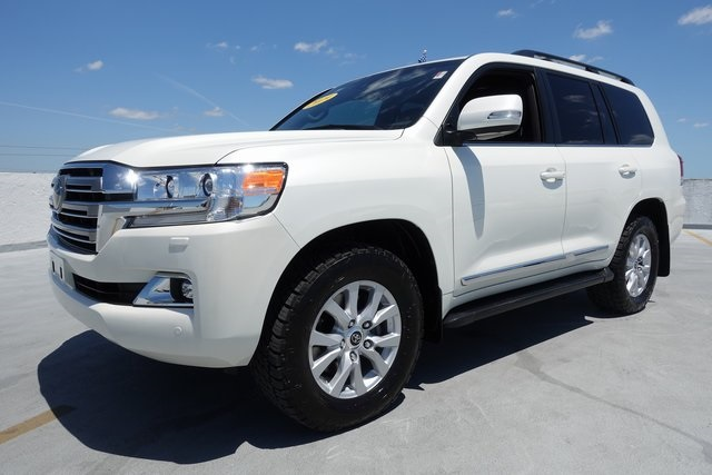 Certified Pre Owned 2016 Toyota Land Cruiser