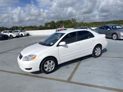 Pre-Owned 2007 Toyota Corolla LE