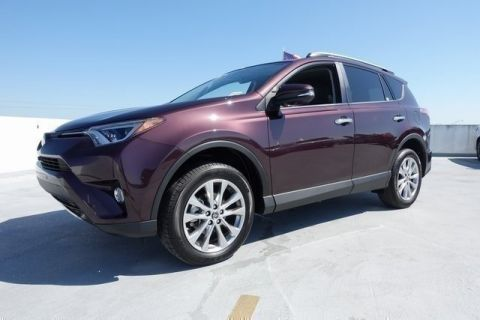 Certified Pre-Owned 2018 Toyota RAV4 Limited